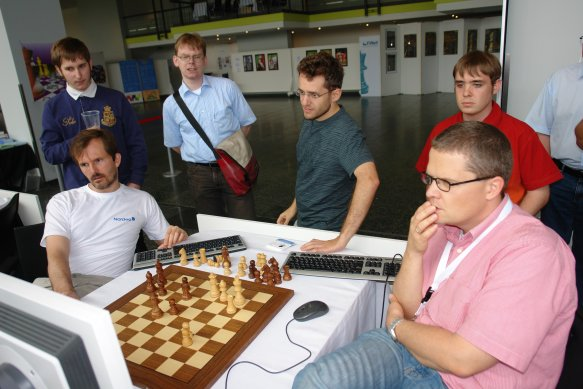 Rybka - for the serious chess player  [ #Computer chess